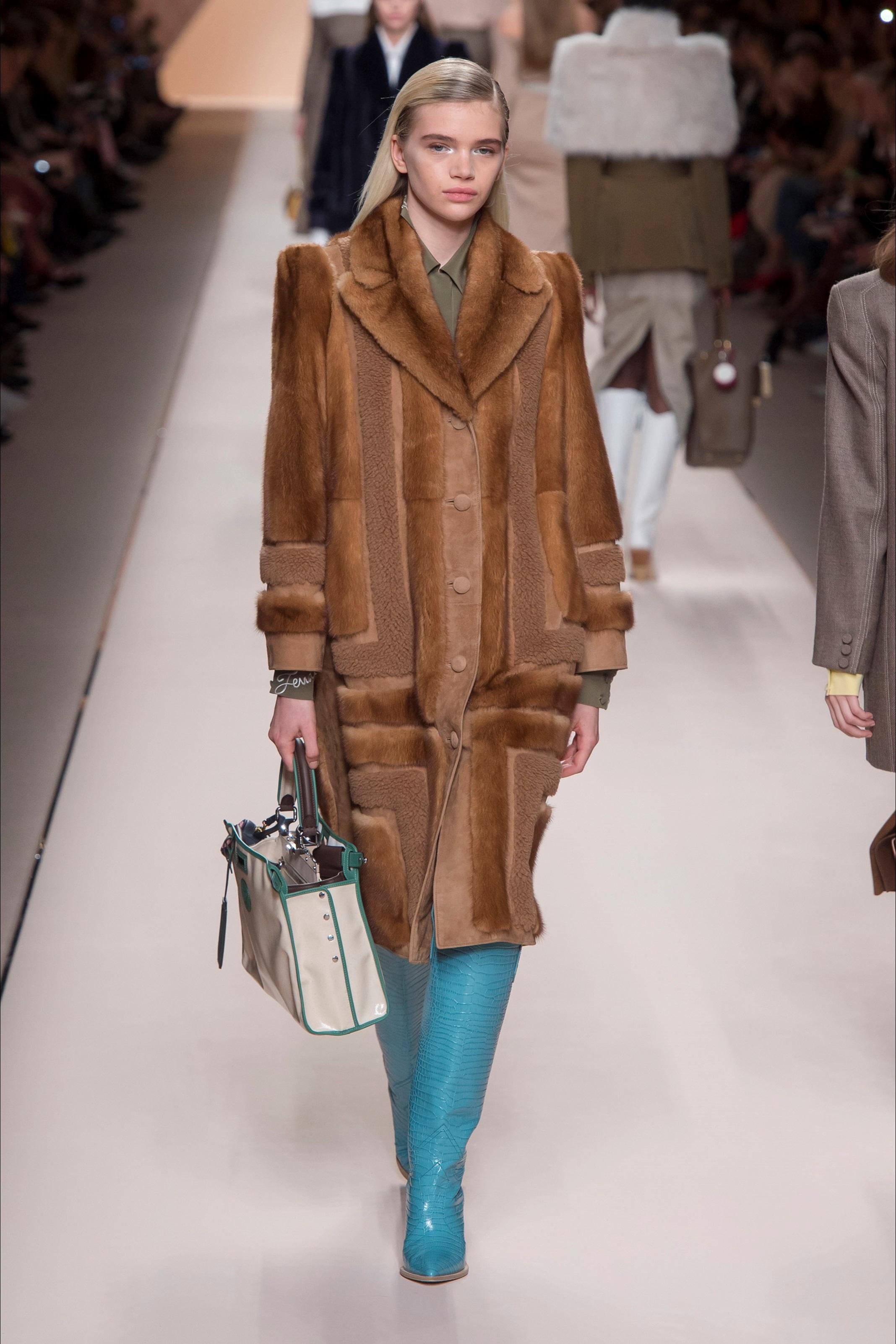 Fashion Autumn Winter 2018 2019 News Orizzonte Italia