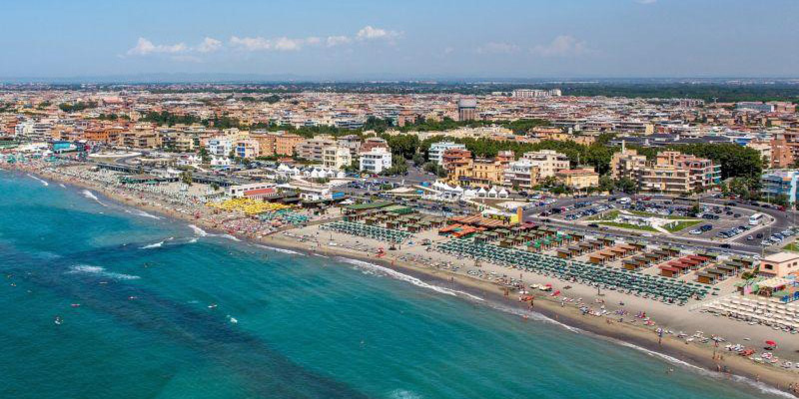 Ostia, the Sea of Rome