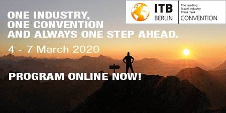 ITB BERLIN 4-8 March 2020