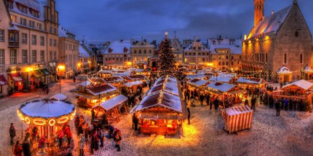 Top 5 Christmas markets in Italy 2018