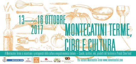 Autumn in Montecatini Terme: it tastes good!
