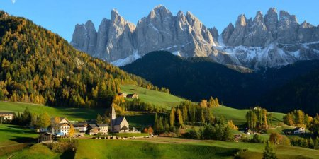 Holidays in the Dolomites Italy