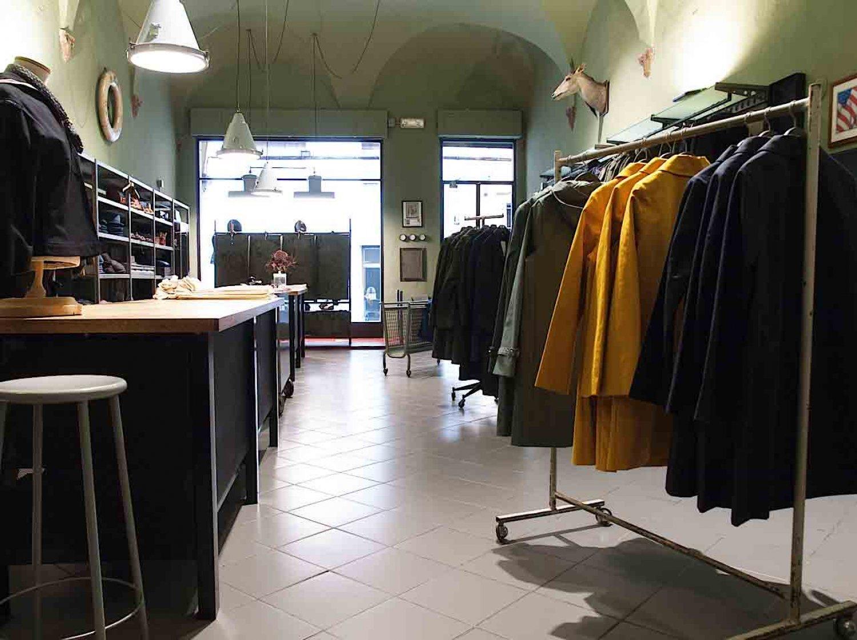 Protec a rafined boutique in bologna partners for Boutique bologna