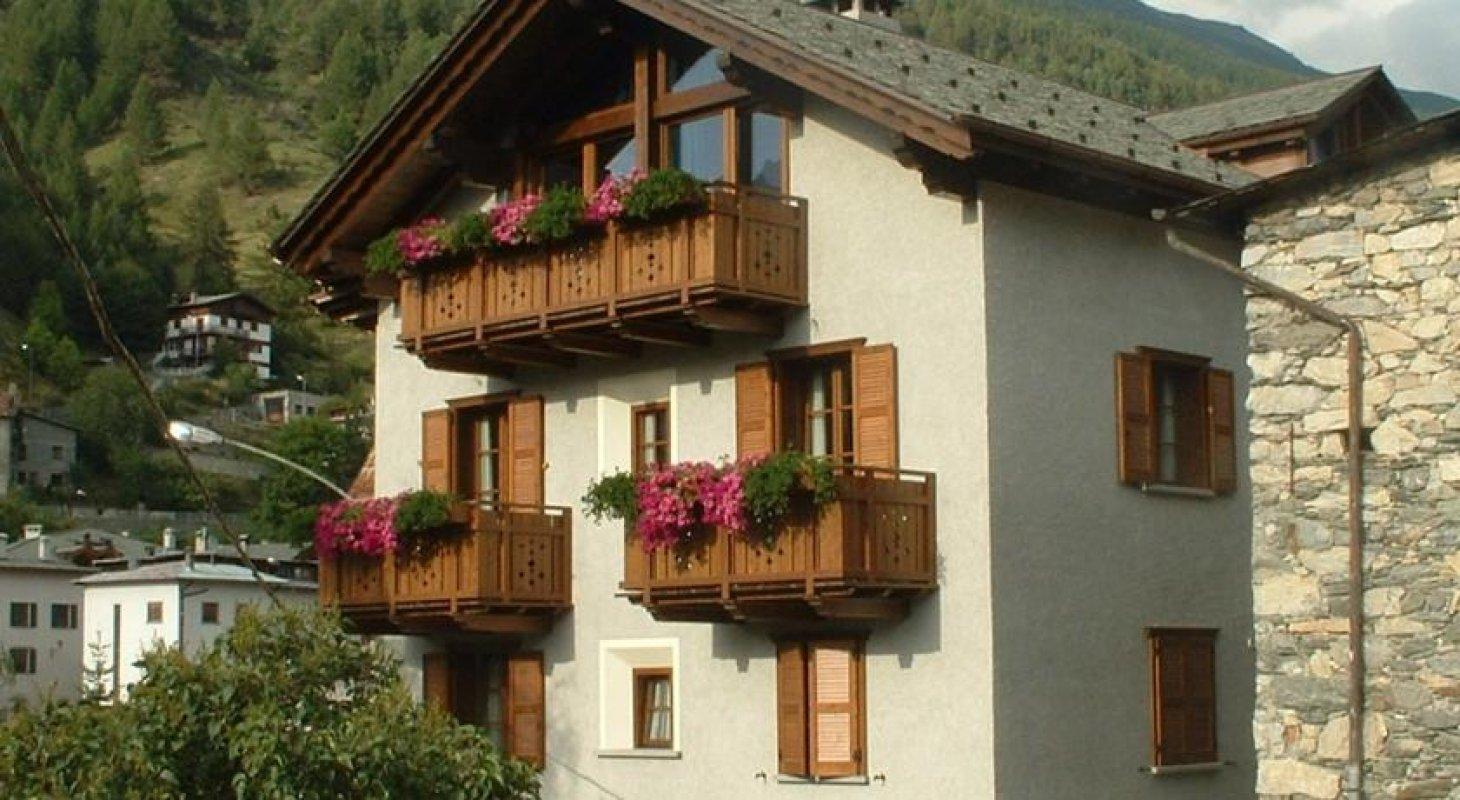 Casa vacanze sablonera alpi centrali e occidentali for Casa vacanze milano