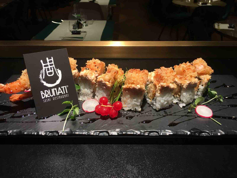Brunati Sushi Cucina Giapponese Gourmet Partners Orizzonte