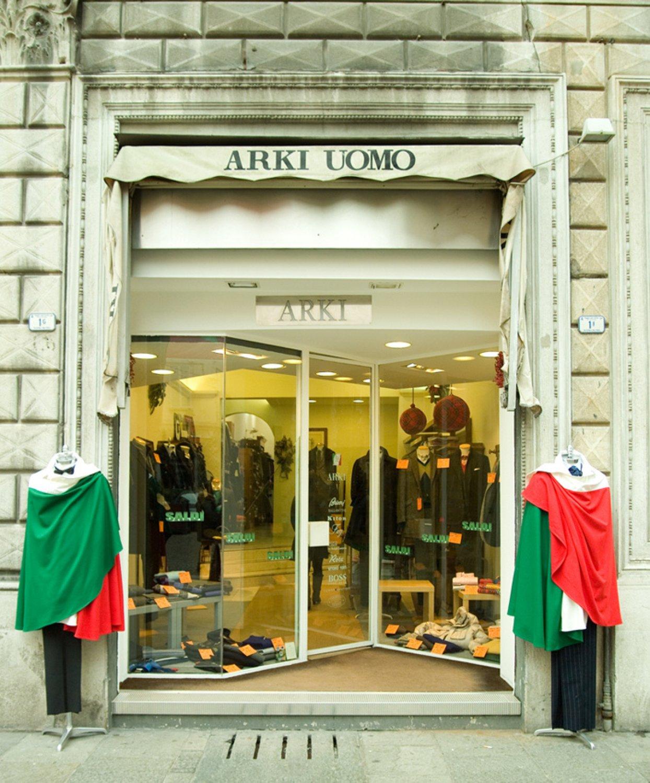 Arki e Ombre Boutiques - Men\'s and women\'s clothing in Reggio ...