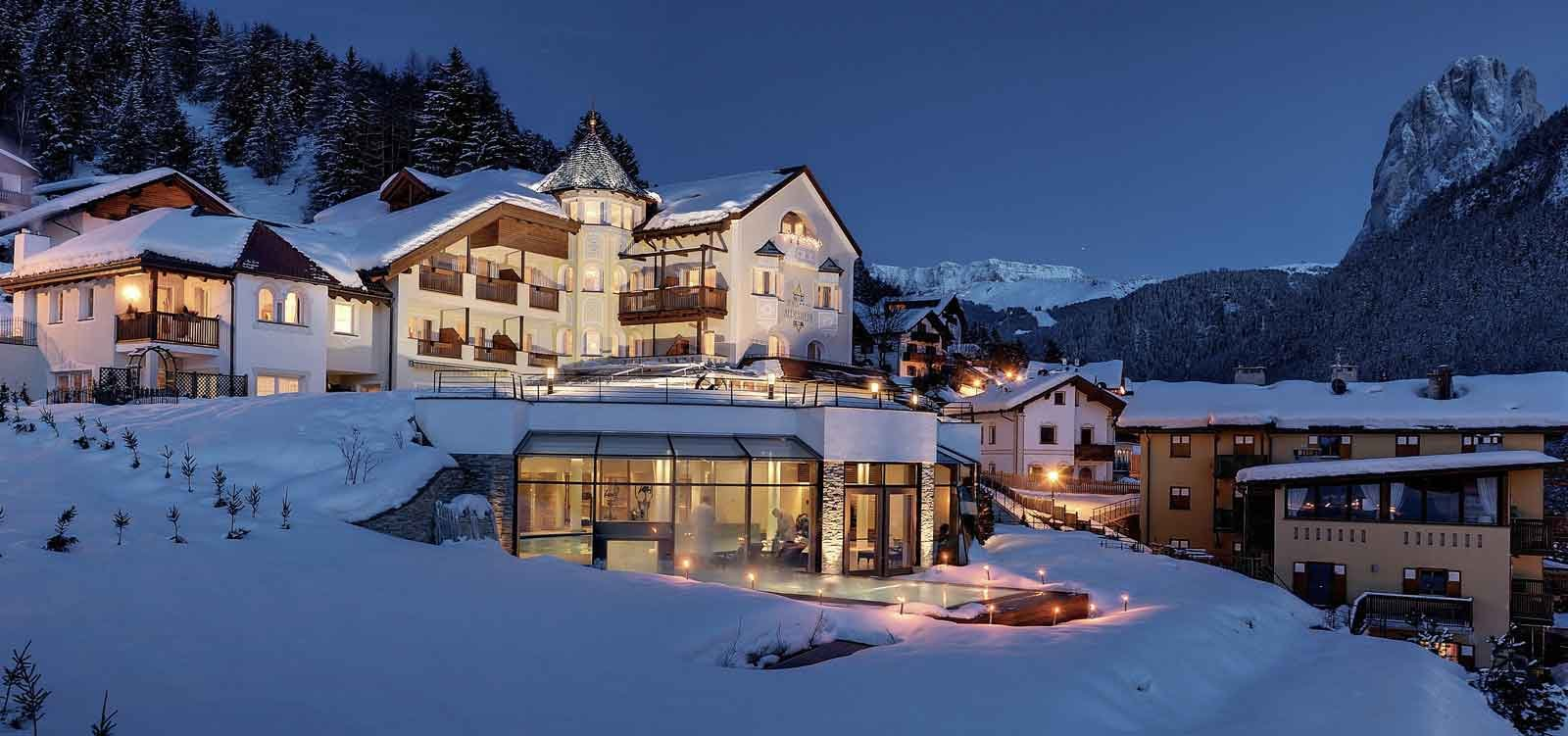 Alpenheim charming hotel spa wellness hotel with for Quaint hotel