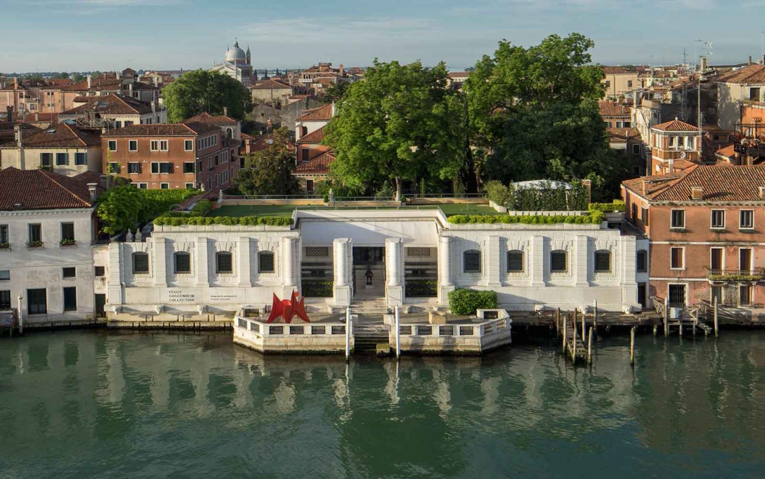 peggy guggenheim collection modern art museum in venice