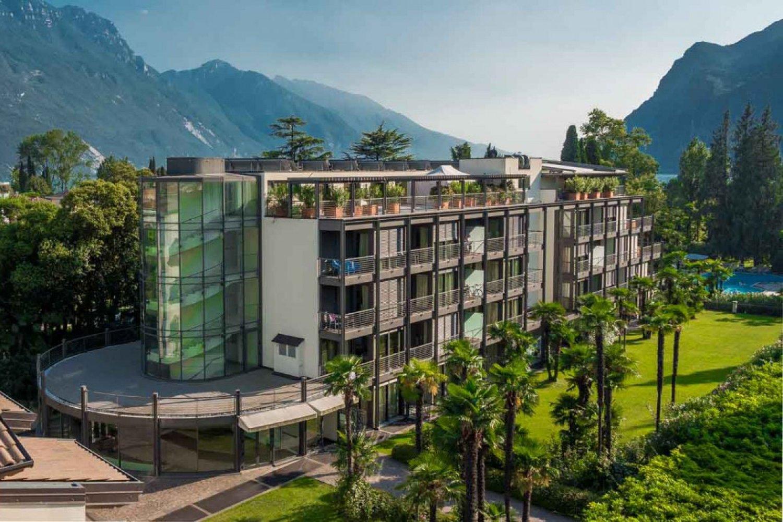 Hotel A Riva Del Garda Con Piscina Coperta