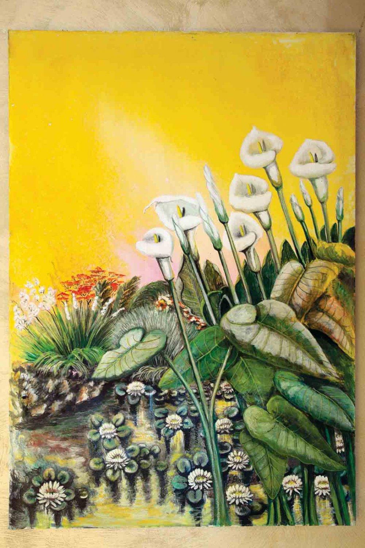 Fiore francesca arte contemporanea partners for Magazine arte contemporanea