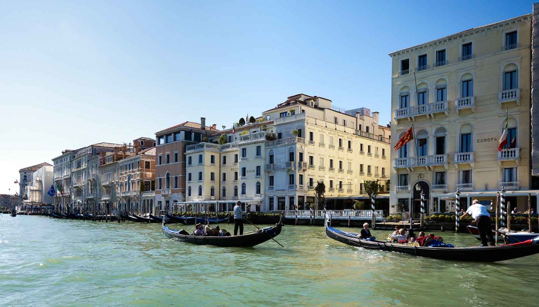 The Westin Europa Regina Hotel Hotel Di Lusso A Venezia
