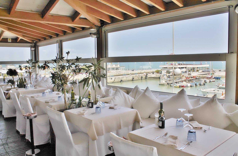 Ristorante Cavalluccio Marino Fish Restaurant In Riccione