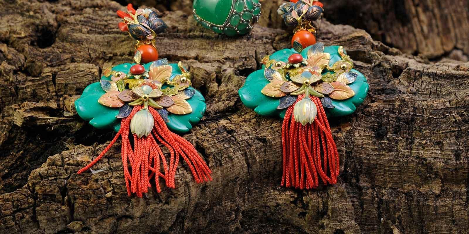 Schatzi gioielli alta bigiotteria a milano partners for Design gioielli milano