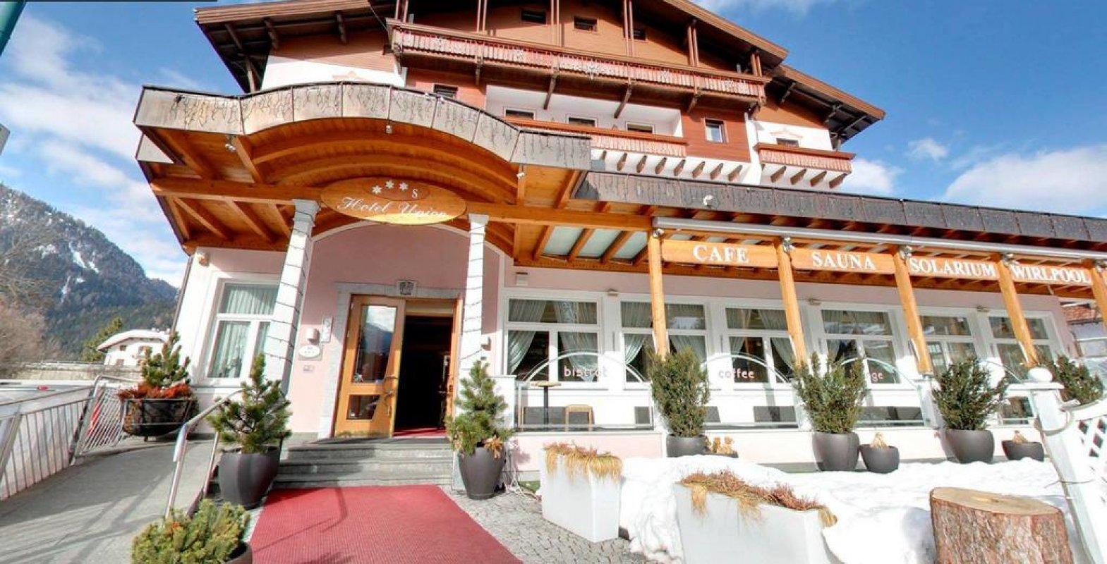 Union Hotel a Dobbiaco Val Pusteria - Partners - Orizzonte ...