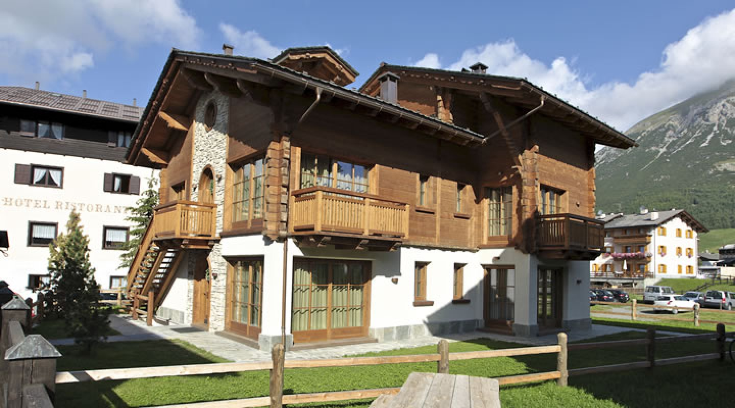 Erker Mountain Chalet & Apartments
