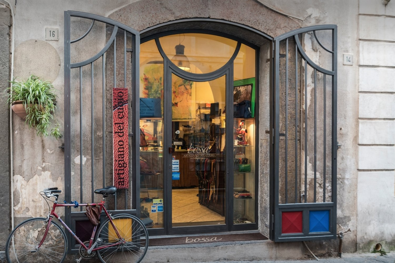 promo code 63113 453f3 Bottega Bossa - Artisan Craft Shop in Salerno - Partners ...