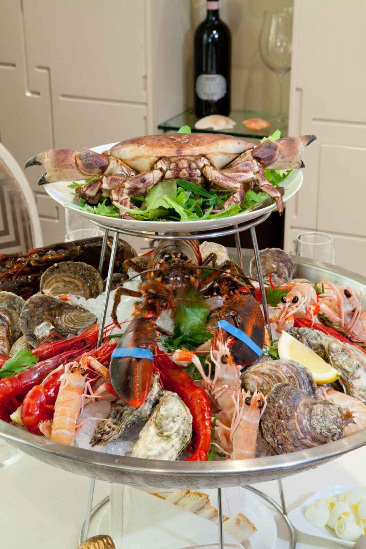 Ristorante Gourmet Montecatini Terme Piatti Di Pesce E Cucina