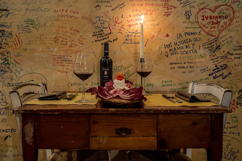 Restaurant le carceri in florence tuscan cuisine mediterranean cuisine partners orizzonte - Ristorante cucina toscana firenze ...