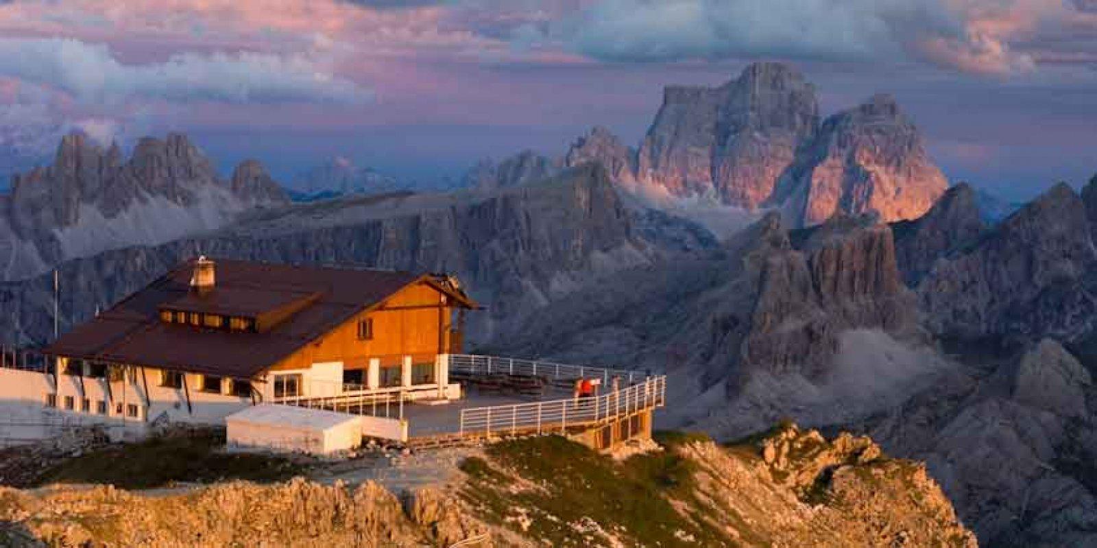 Rifugio Lagazuoi Vacanza A Cortina D Ampezzo Partners