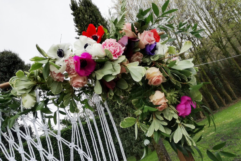 Fiori Wedding.Fiori Foglie E Follie Wedding Flower Arrangements Partners