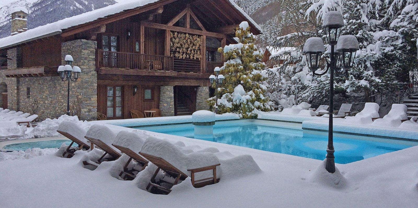 Mont Blanc Hotel Village La Salle Courmayeur Italia