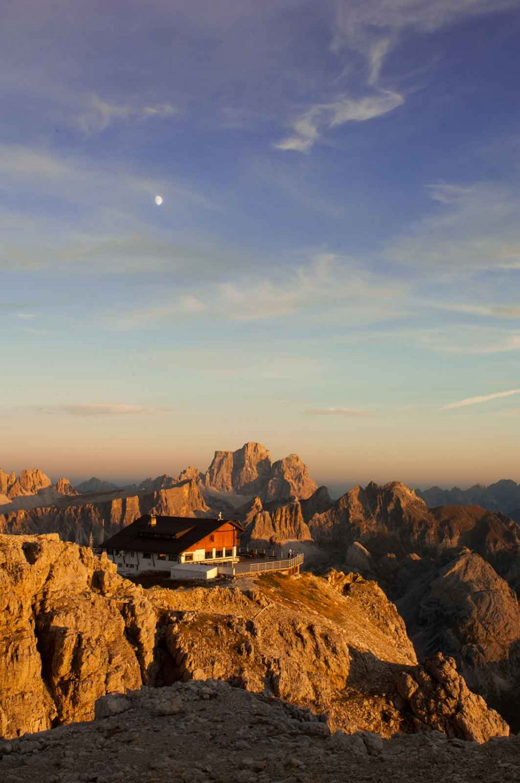 Rifugio Lagazuoi - Vacanza a Cortina d\'Ampezzo - Partners ...