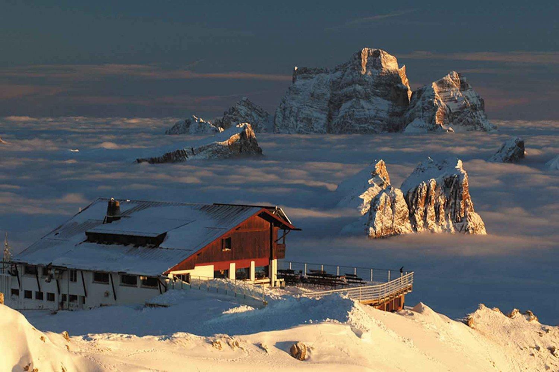 Rifugio Lagazuoi Holiday In Cortina D 39 Ampezzo Partners