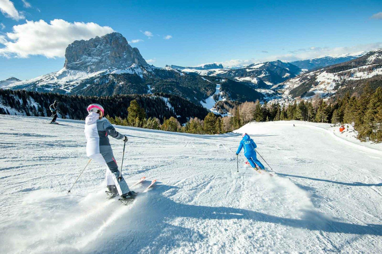 Top Ski School Amp Rental Ski In Selva Di Val Gardena