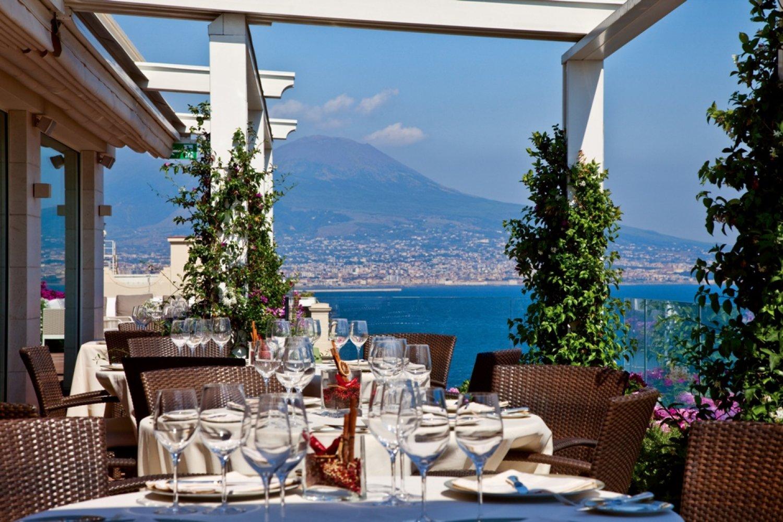 Grand Hotel Vesuvio 5 Star Deluxe Hotel Naples Partners