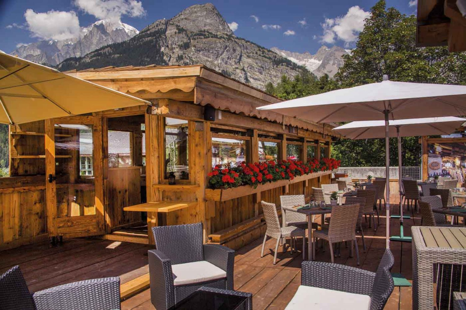 L étoile Pizzeria And Steak House In Courmayeur Partners