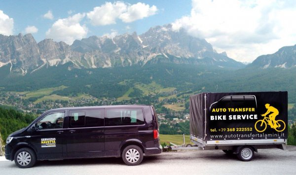 Autotransfer Talamini - Rental car with driver in Cortina