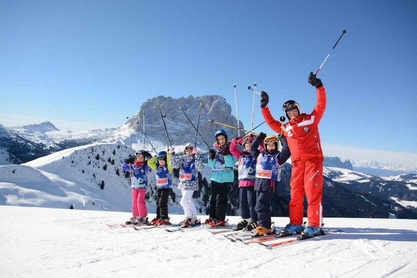 Scuola Sci e Snowboard Selva - Winter holiday in Val Gardena