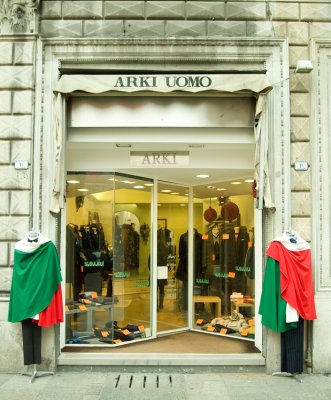 Arki e Ombre Boutiques - Men's and women's clothing in Reggio Emilia