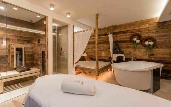 Alpenheim Charming Hotel & SPA - Wellness hotel with beauty farm in Ortisei