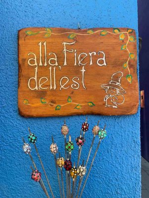 Alla Fiera dell'Est - Artisan workshop in Burano