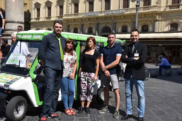 Eco Green Tours - Electric eco-friendly vehicles