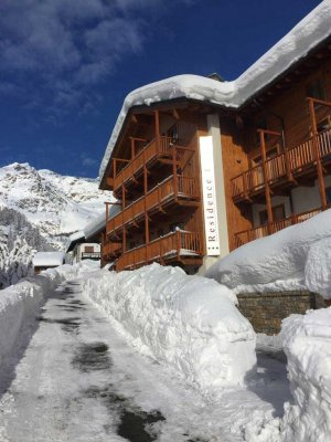 Residence Felik in Gressoney