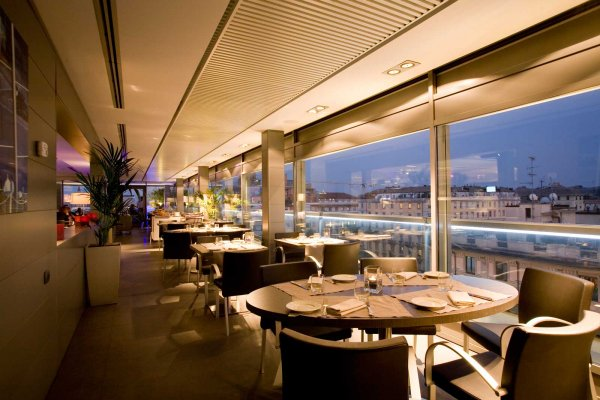 Globe Restaurant & Lounge Bar - Restaurant in the centre of Milan