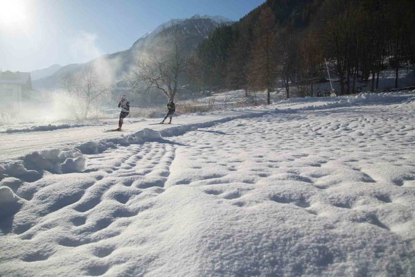 Gressoney Cross-Country Ski School - Sci di fondo a Gressoney