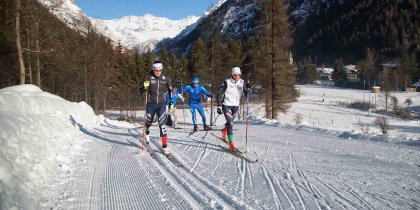 Gressoney Cross-Country Ski School