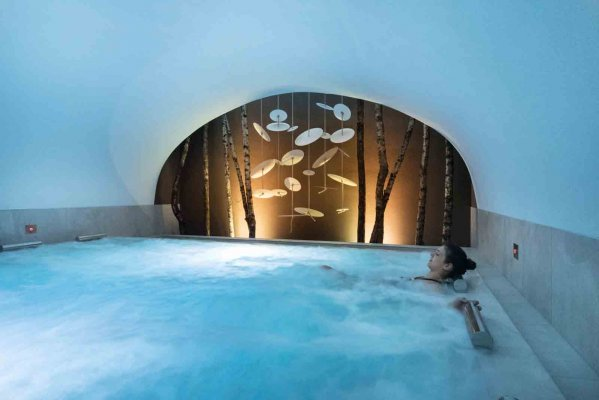 Hotel Lac Salin SPA & Mountain Resort in the Tibet of the Alps