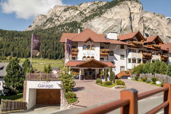 Hotel Miravalle - Active holiday in Val Gardena