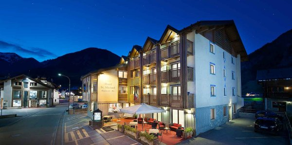 Hotel St. Michael -  Holidays on the snow in Livigno