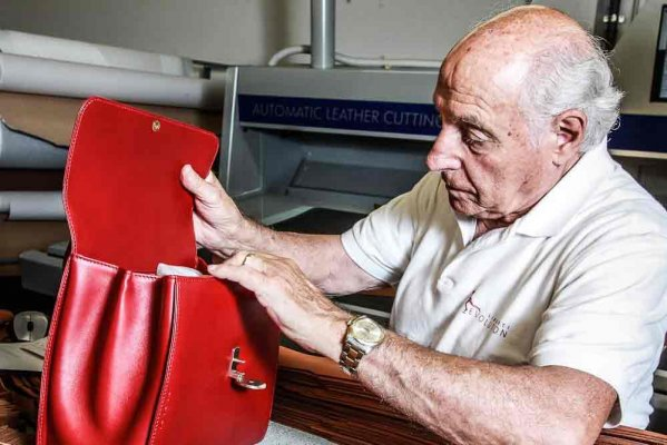 Luigi Limberti - Italian leather goods