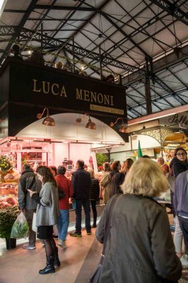 Macelleria Menoni Luca - The first  butcher/restaurant of Florence