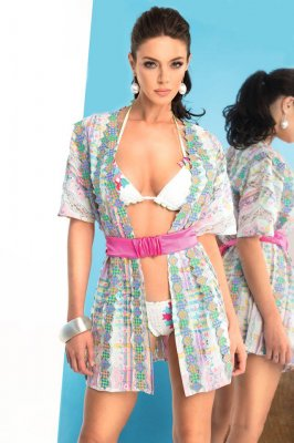 Marisa Padovan Haute Couture - High fashion beachwear