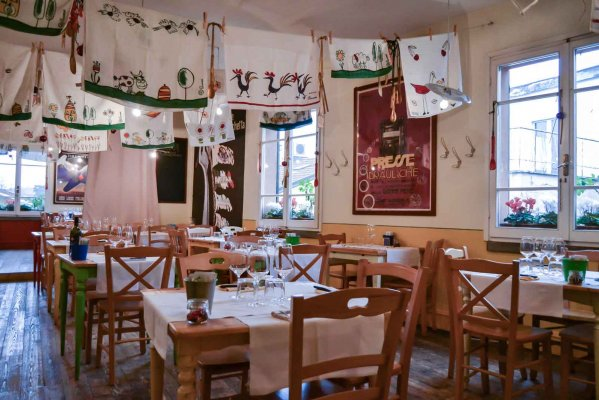 Osteria de Borg - The Romagna tradition at the table