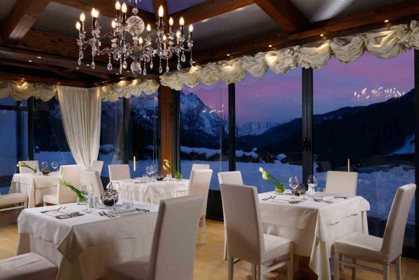 Faloria Mountain Spa Resort - SPA Hotel a Cortina d'Ampezzo