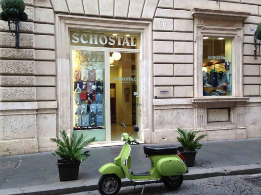 Schostal Rome - Items Made in Italy