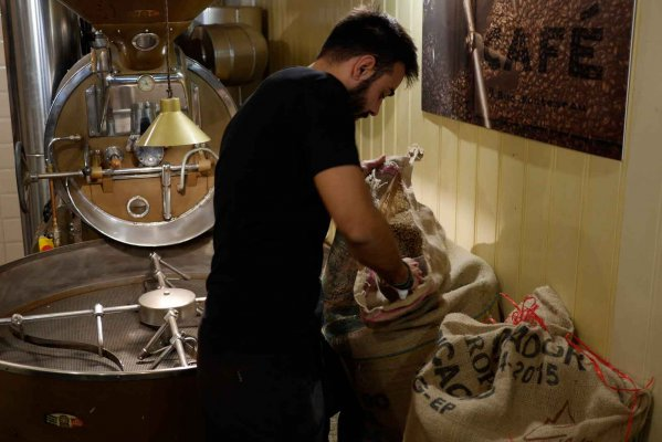 Torrefazione Cannaregio - Artisan coffee roasting shop
